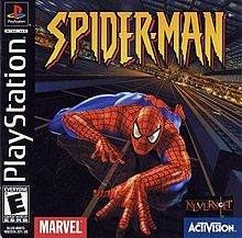 Photo of Spider-Man [Cheat] PS1