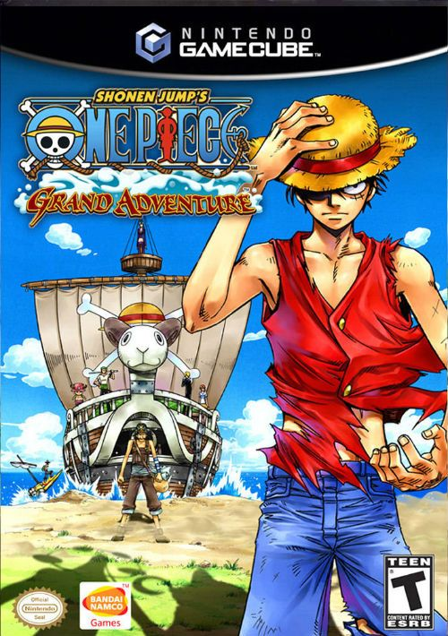 Photo of One Piece: Grand Adventure ( Gamecube )