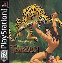 Photo of Disney's Tarzan [PS1]