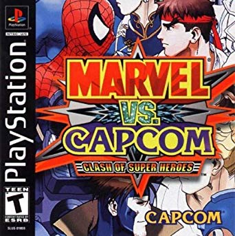 Photo of Marvel Vs Capcom Clash of Super Heroes [+Cheat] PS1