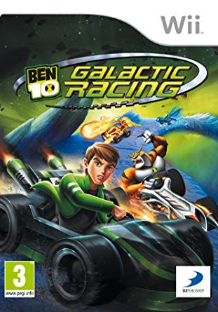 Photo of Ben 10: Galactic Racing [WII]