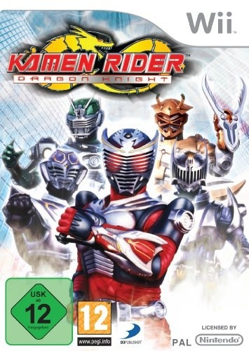Photo of Kamen Rider : Dragon Knight [WII]