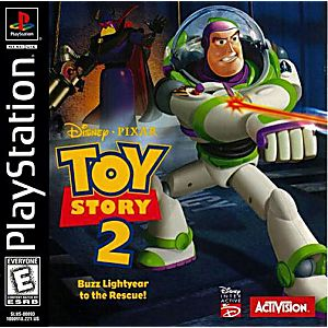 Photo of Toy Story 2 : Buzz Lightyear to the Rescue [+Cheat] PS1
