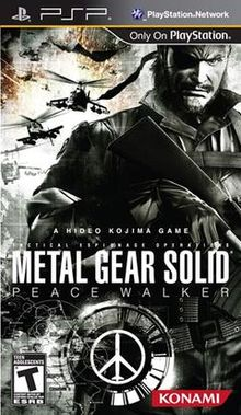 Photo of Metal Gear Solid : Peace Walker +Save Data ( Cheat ) PPSSPP