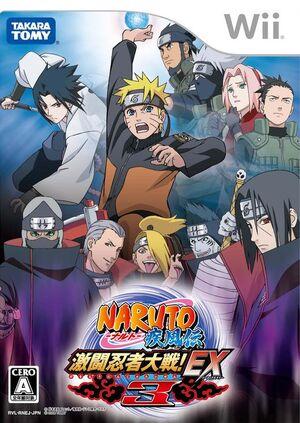 Photo of Naruto Shippuden : Gekitou Ninja Taisen EX 3 ( WII )