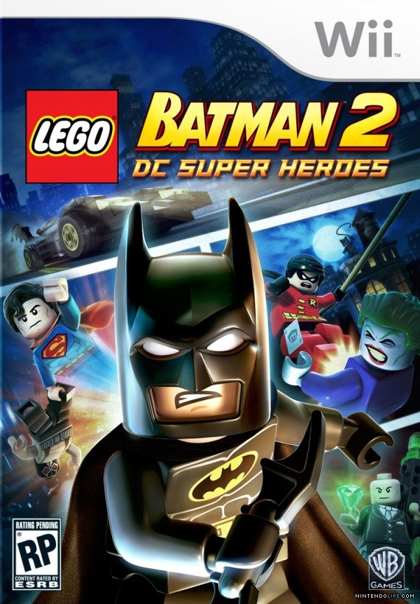 Photo of Lego Batman 2 : Dc Superheros ( Wii )