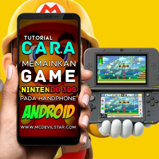 Photo of Cara Bermain Game Nintendo 3DS di Android