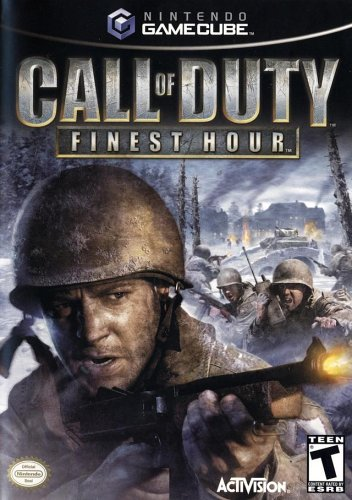 Photo of Call of Duty : Finest Hour ( Gamecube )