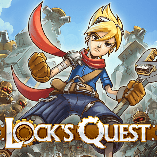 Photo of Lock's Quest ( Mod ) v.1.0.399 Android