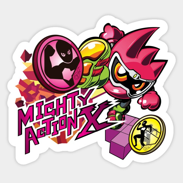 Photo of Mighty Action X ( 3DS )