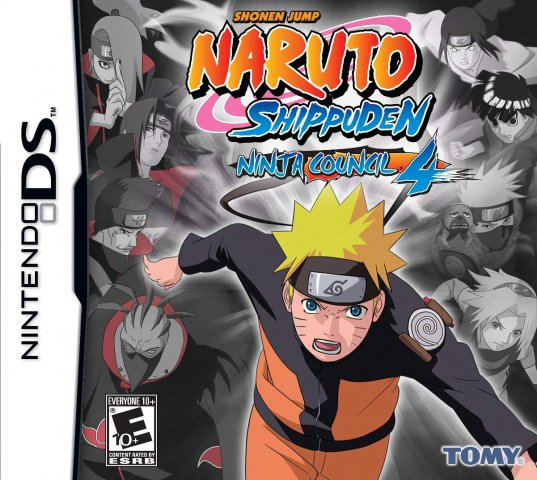 Photo of Naruto Shippuden : Ninja Council 4 ( NDS )