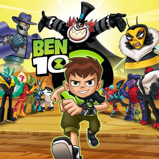 Photo of 4 Game Ben 10 OFFLINE Terbaik + Save Data di PPSSPP | ANDROID