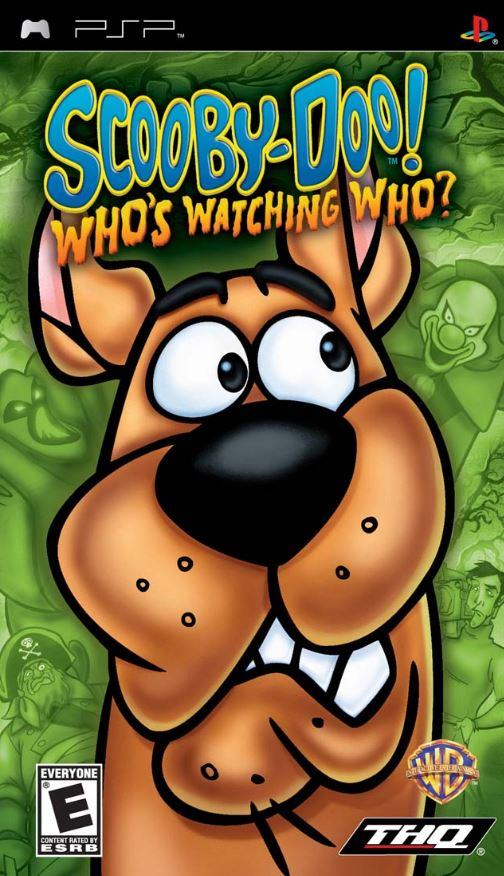 Photo of Scooby-Doo! Who's Watching Who? + Cheat ( PPSSPP )