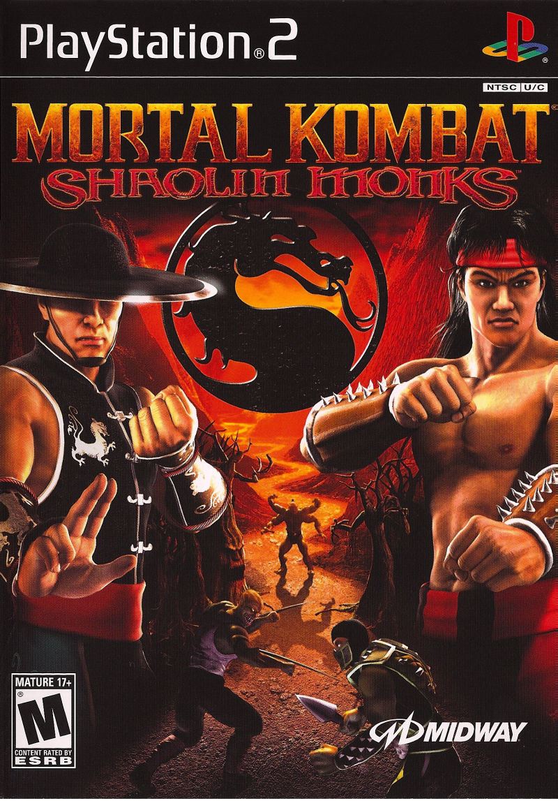 Photo of Mortal Kombat: Shaolin Monks ( PS2 )