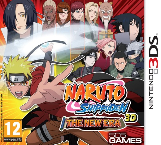 Photo of Naruto Shippūden 3D: The New Era ( 3DS )