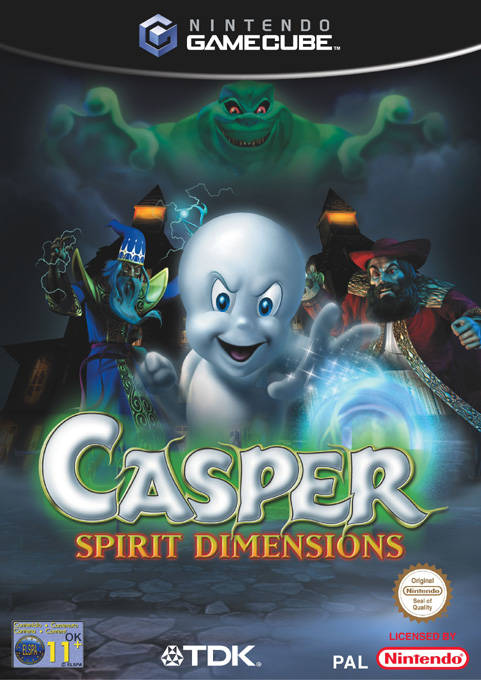 Photo of Casper: Spirit Dimensions ( Gamecube )