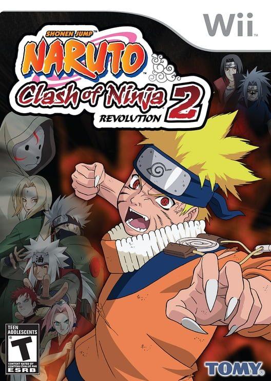Photo of Naruto : Clash of Ninja revolution 2 ( WII )