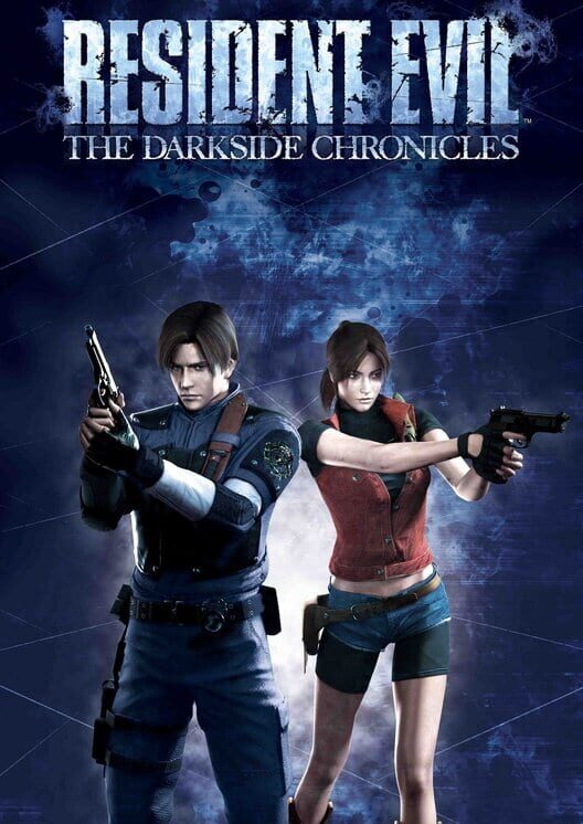 Photo of Resident Evil : The Darkside Chronicles ( WII )