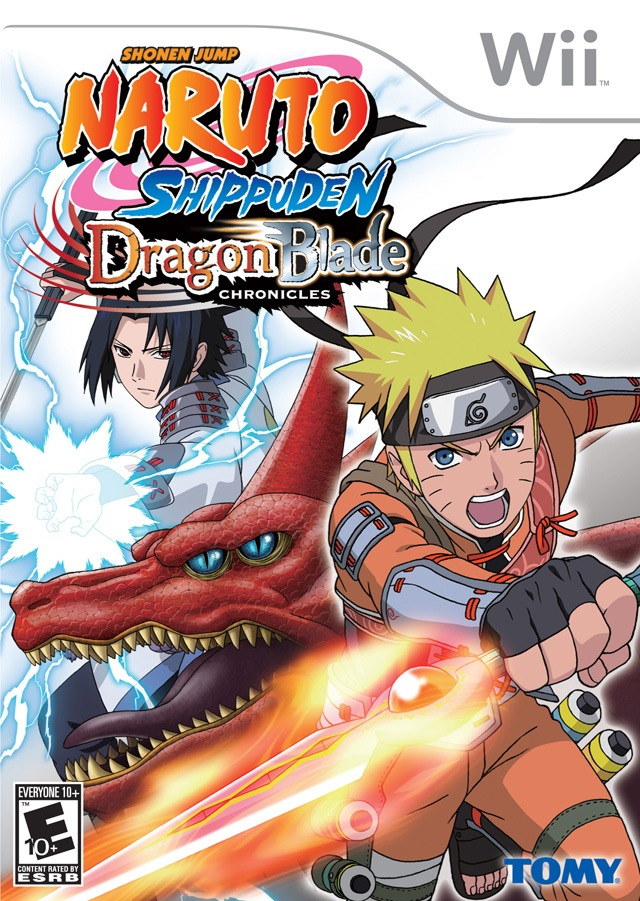 Photo of Naruto Shippuden : Dragon Blade Chronicles ( WII )