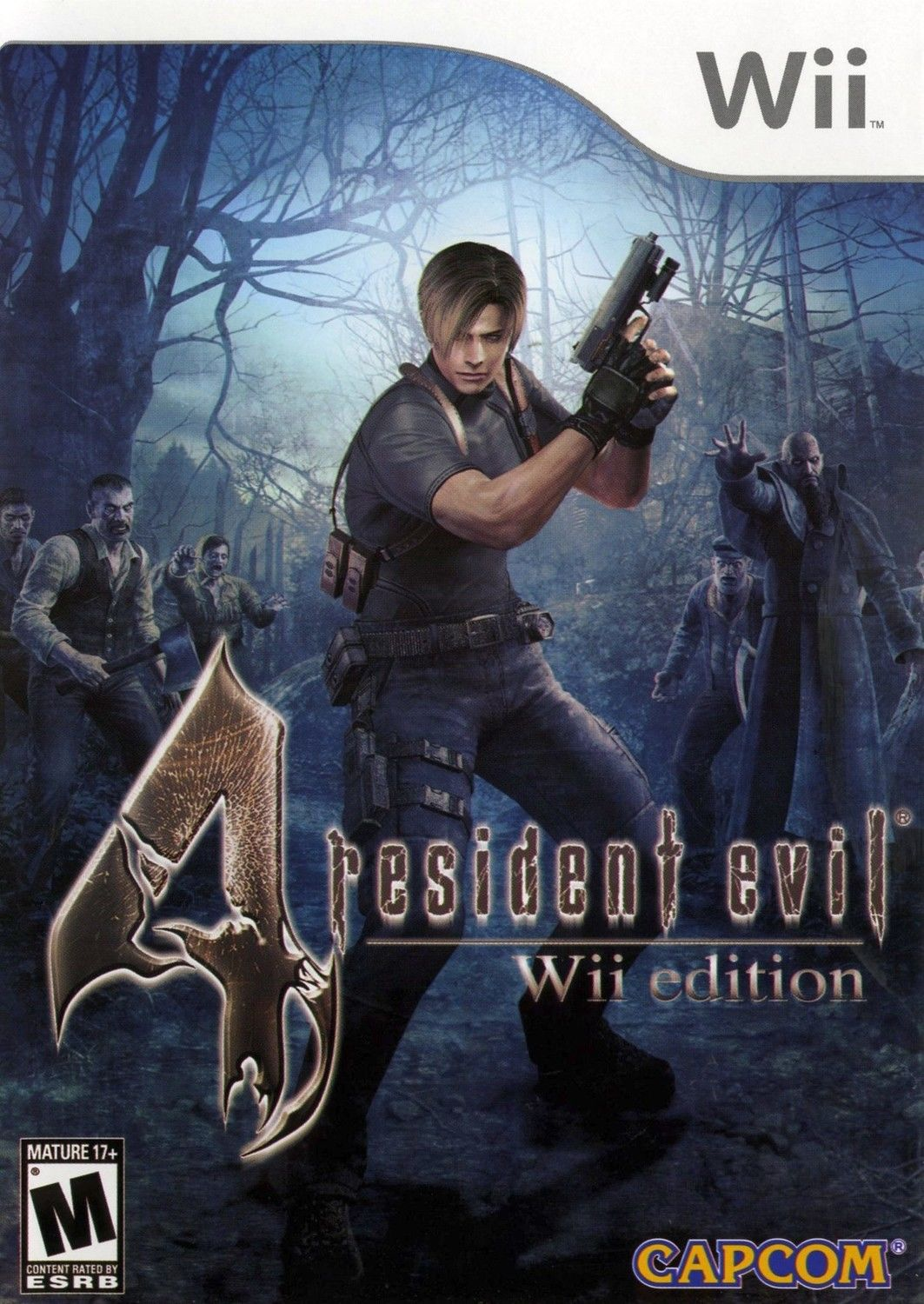 Photo of Resident Evil 4 +Save Data ( WII )