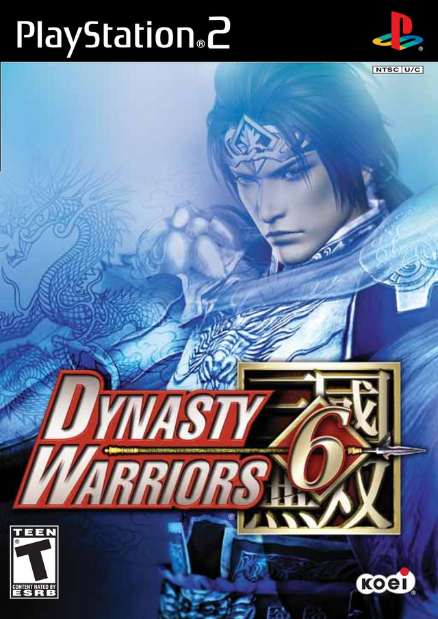 Photo of Dynasty Warriors 6 ( PS2 )