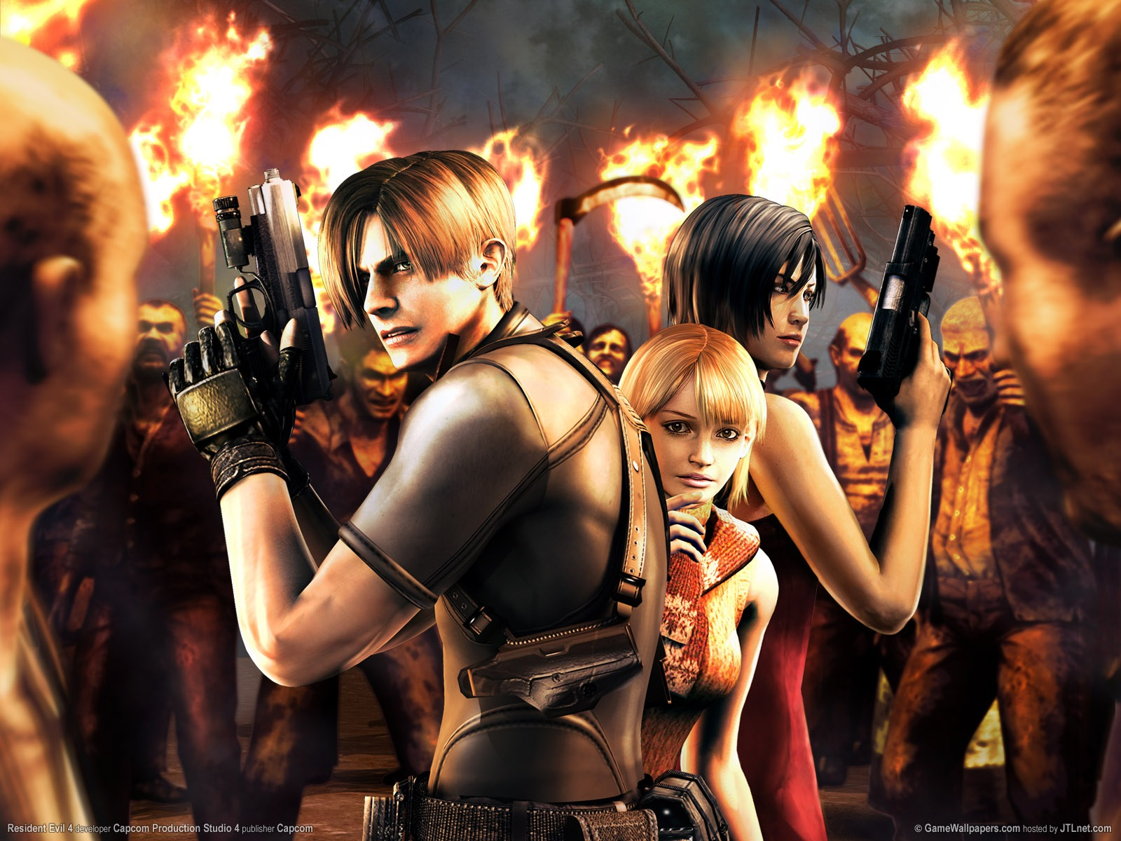 Photo of Resident Evil 4 : Ultimate HD Edition ( Free ) PC