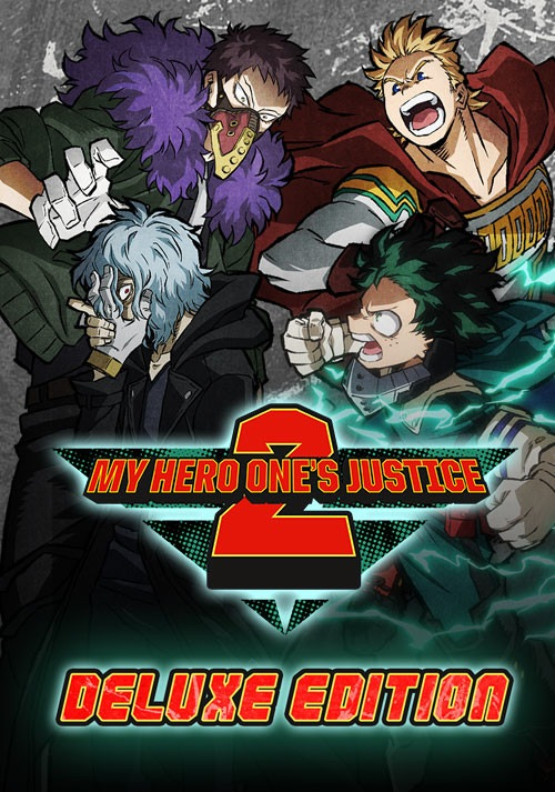 Photo of My Hero One's Justice 2 ( Free ) PC