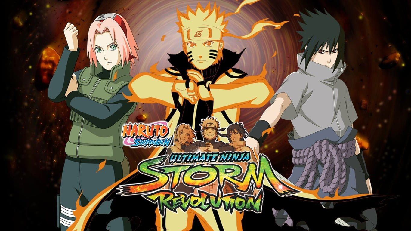 Photo of Naruto Shippuden Ultimate Ninja Storm Revolution ( Free ) PC