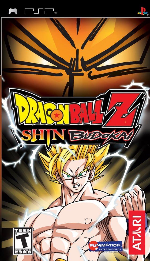 Photo of Dragon Ball Z : Shin Budokai ( +Save Data ) PPSSPP