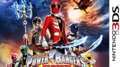 Photo of Power Ranger: Super Mega Force ( 3DS )