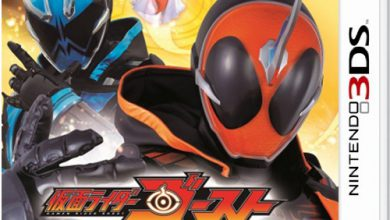 Photo of Kamen Rider Ghost: Game de Kaigan ( 3DS )