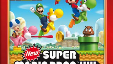 Photo of New Super Mario Bros. ( WII )