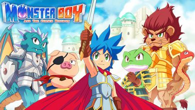 Photo of Monster Boy and the Cursed Kingdom ( Free ) PC